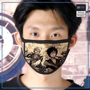 One Piece Face Mask  Supernovas OP1505 Default Title Official One Piece Merch