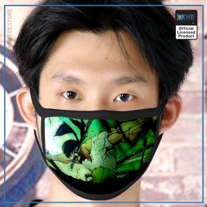 One Piece Face Mask  Zoro OP1505 Default Title Official One Piece Merch
