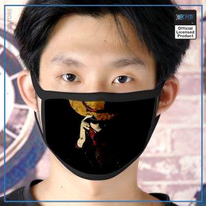 One Piece Face Mask  Luffy Strong World OP1505 Default Title Official One Piece Merch