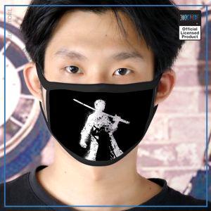 One Piece Face Mask  Pirate Hunter Zoro OP1505 Default Title Official One Piece Merch