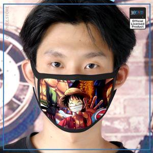 One Piece Face Mask  Monkey D Luffy OP1505 Default Title Official One Piece Merch