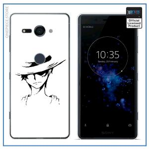 One Piece Sony Case  Luffy Draw OP1505 Sony Xperia M5 Official One Piece Merch