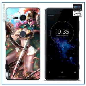 One Piece LG Case  Rebecca OP1505 Sony Xperia M5 / Style 09 Official One Piece Merch