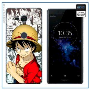 One Piece Sony Case  The Hero OP1505 Sony Xperia M5 Official One Piece Merch