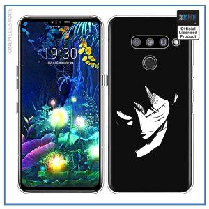 One Piece LG Case  Serious Luffy OP1505 for LG V40 Official One Piece Merch