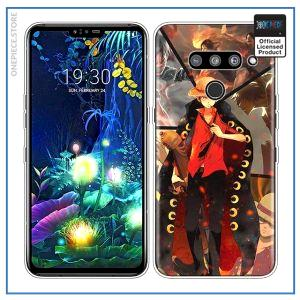 One Piece LG Case  Luffy Strong World OP1505 for LG V40 Official One Piece Merch