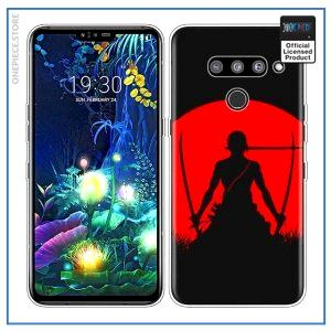 One Piece LG Case  Bloodmoon Zoro OP1505 for LG G8 ThinQ Official One Piece Merch