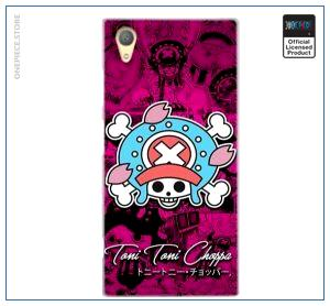 One Piece Sony Case  Chopper Jolly Roger OP1505 for Sony E4 Official One Piece Merch