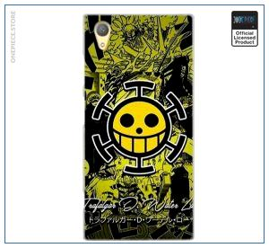 One Piece Sony Case  Heart Pirates OP1505 for Sony Z3 Official One Piece Merch