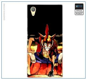One Piece Sony Case  Lucy OP1505 for Sony XA Official One Piece Merch