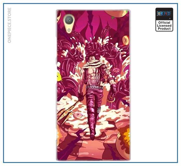 One Piece Sony Case  Katakuri OP1505 for Sony M4 Aqua Official One Piece Merch