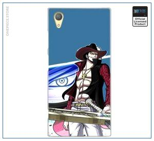 One Piece Sony Case  Mihawk OP1505 for Sony XR or XZS Official One Piece Merch