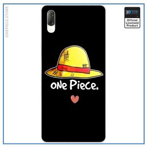 One Piece Sony Case  Emblematic Straw Hat OP1505 Sony Xperia XA1 Plus Official One Piece Merch