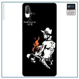 One Piece Sony Case  Ace OP1505 Sony Xperia XA1 Plus Official One Piece Merch