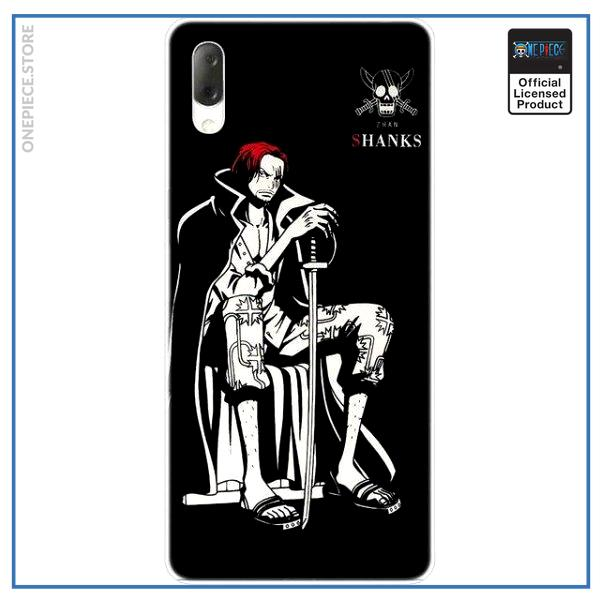 One Piece Sony Case  Shanks OP1505 Sony Xperia XA1 Plus Official One Piece Merch