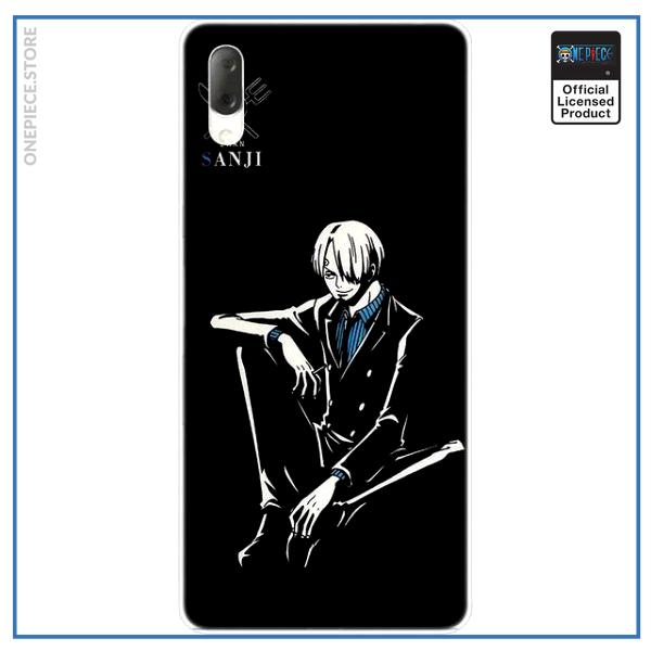 One Piece Sony Case  Sanji East Blue OP1505 Sony Xperia XA1 Plus Official One Piece Merch