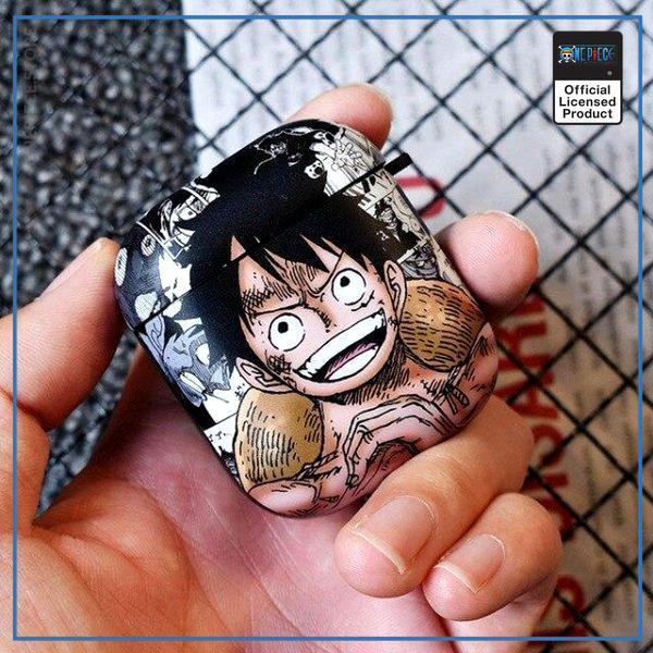 One Piece AirPod Case  Luffy Wano Kuni OP1505 Default Title Official One Piece Merch
