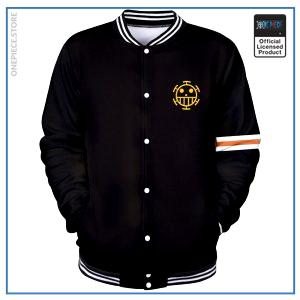 One Piece Varsity Jacket  Law OP1505 S Official One Piece Merch