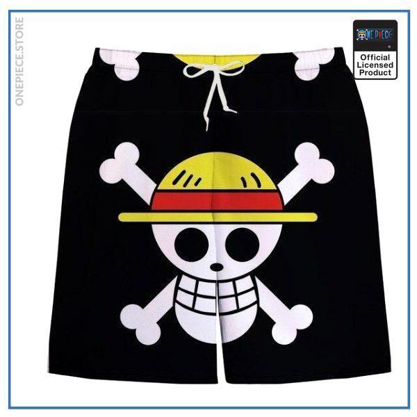 One Piece Swim Short  LOGO OP1505 S Official One Piece Merch