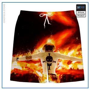 One Piece Swim Short  Portgas D. Ace OP1505 04 / XXXL Official One Piece Merch