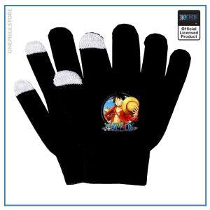 One Piece Gloves  Logo OP1505 Default Title Official One Piece Merch