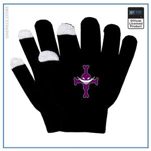 One Piece Gloves  Ace Back Tattoo OP1505 Default Title Official One Piece Merch