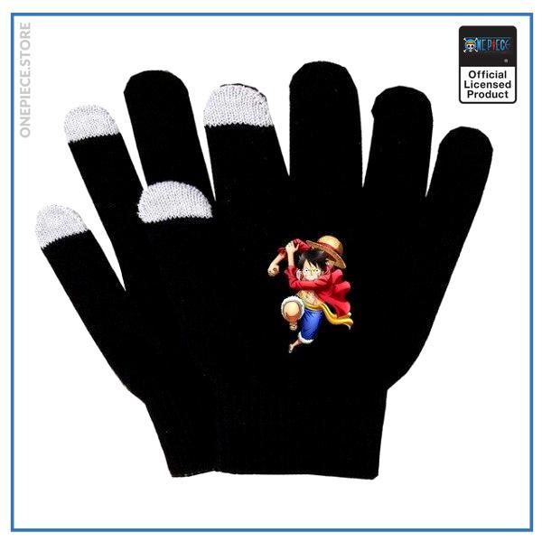One Piece Gloves  Straw Hat Luffy OP1505 Default Title Official One Piece Merch