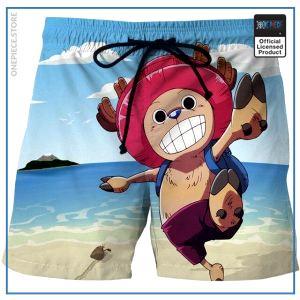 One Piece Swim Short  Chopper OP1505 S Official One Piece Merch