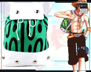 One Piece Backpack  Ace OP1505 Default Title Official One Piece Merch