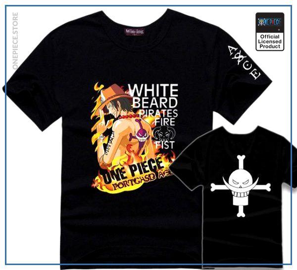 Black Sleeve / XL Official One Piece Merch
