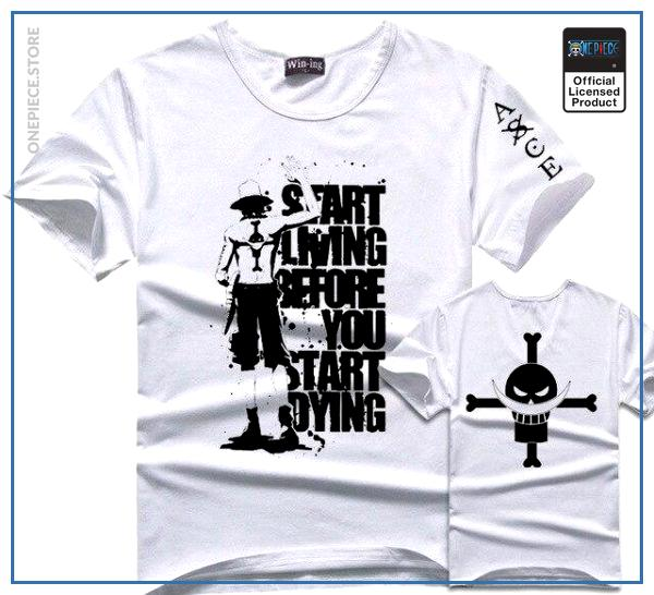 Black Sleeve / L Official One Piece Merch