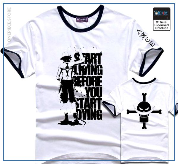Black Sleeve / M Official One Piece Merch