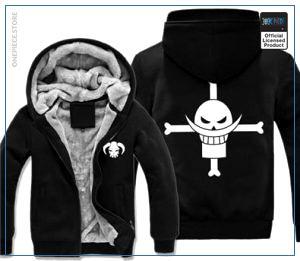 One Piece Jacket  Whitebeard (Black) OP1505 M Official One Piece Merch