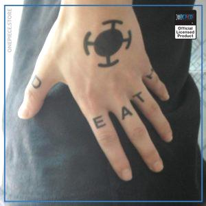 One Piece Tattoo  Law Hand Tattoo OP1505 Default Title Official One Piece Merch