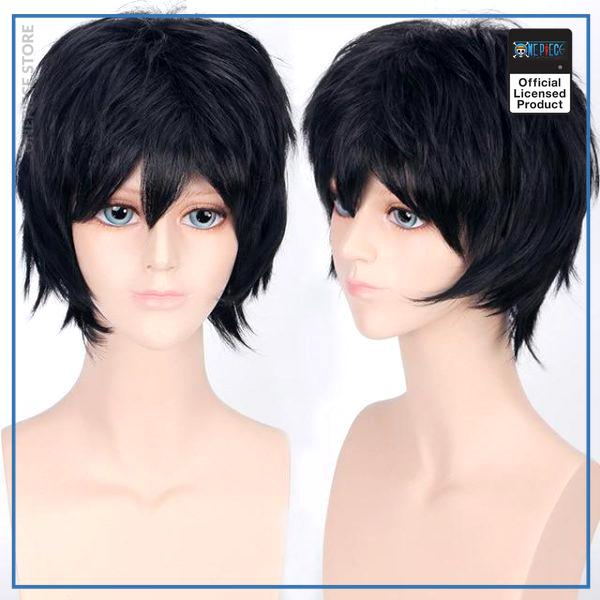 One Piece Costume  Luffy Wig Hair OP1505 S Official One Piece Merch