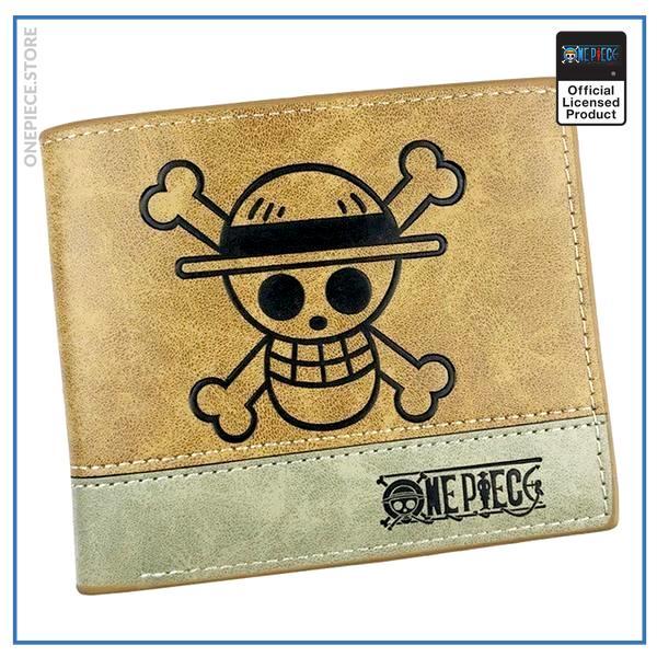 One Piece Wallet  Logo OP1505 Default Title Official One Piece Merch