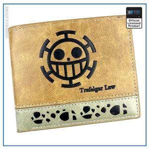 One Piece Wallet  Trafalgar Law OP1505 Default Title Official One Piece Merch