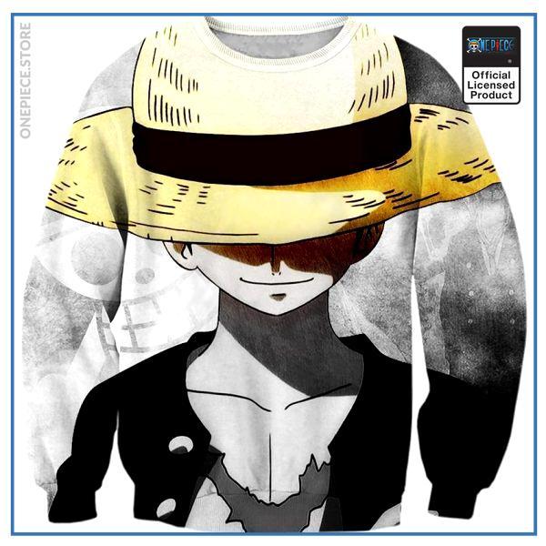 One Piece Sweater  Mugiwara No Luffy OP1505 S Official One Piece Merch