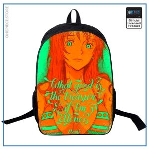One Piece Backpack  Nami OP1505 Default Title Official One Piece Merch