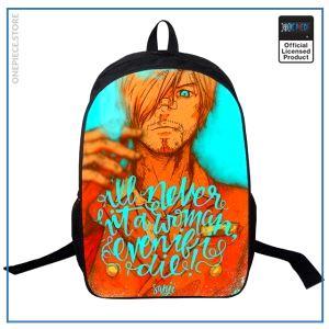 One Piece Backpack  Sanji OP1505 Default Title Official One Piece Merch