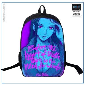 One Piece Backpack  Nico Robin OP1505 Default Title Official One Piece Merch