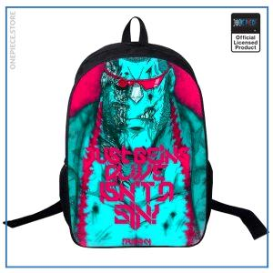 One Piece Backpack  Franky OP1505 Default Title Official One Piece Merch