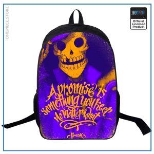 One Piece Backpack  Brook OP1505 Default Title Official One Piece Merch