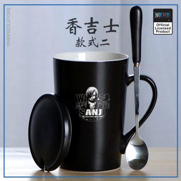 One Piece Mug Cup  Sanji Coffee OP1505 Default Title Official One Piece Merch