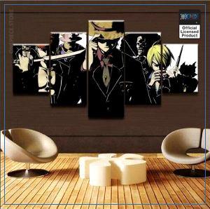 One Piece Wall Art  Strong World OP1505 Medium / No Frame Official One Piece Merch