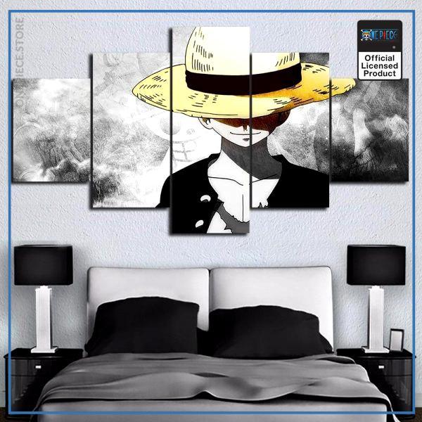 One Piece Wall Art  Luffy OP1505 Small / No Frame Official One Piece Merch