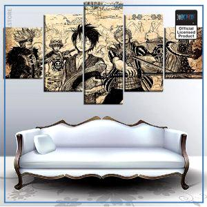 One Piece Wall Art  Supernovas OP1505 Small / No Frame Official One Piece Merch