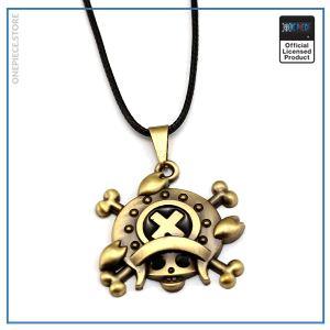 One Piece Necklace  Chopper OP1505 Default Title Official One Piece Merch