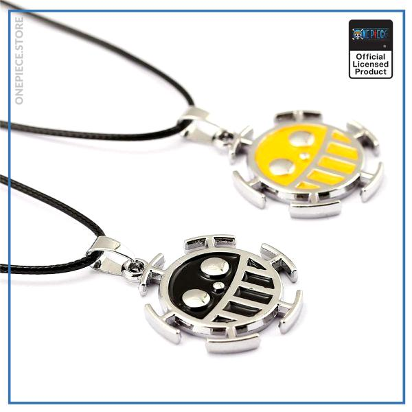 Silver Yellow Official One Piece Merch