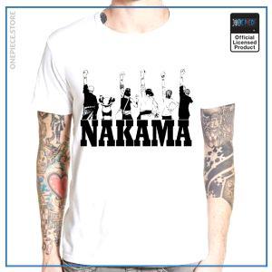 One Piece Shirt  Nakama OP1505 S Official One Piece Merch